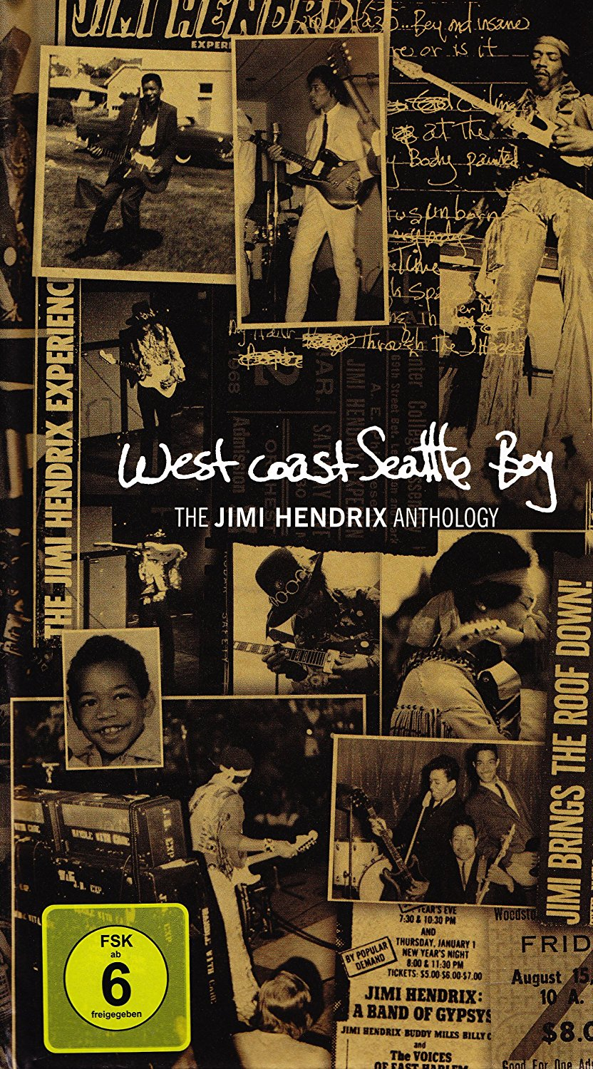 the life and music of jimi hendrix